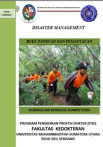 Buku Panduan Disaster Management