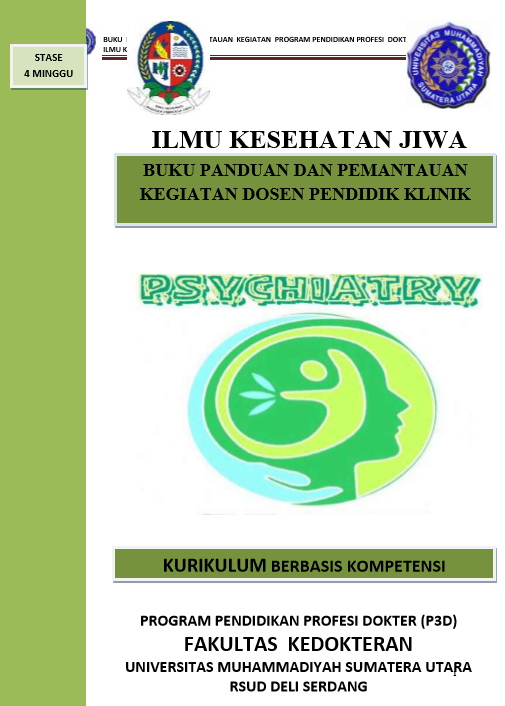Buku Panduan Psikiatri