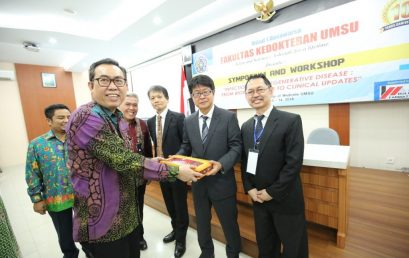 FK UMSU GELAR SIMPOSIUM DAN WORKSHOP INTERNASIONAL