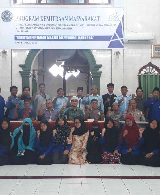 Dosen Fakultas Kedokteran UMSU Adakan Pengabdian Masyarakat di Medan Johor
