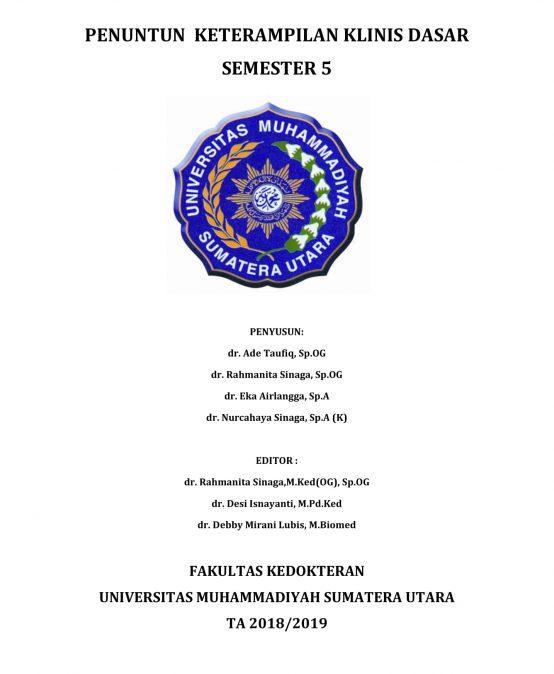 Penuntun KKD Semester 5 2018-2019