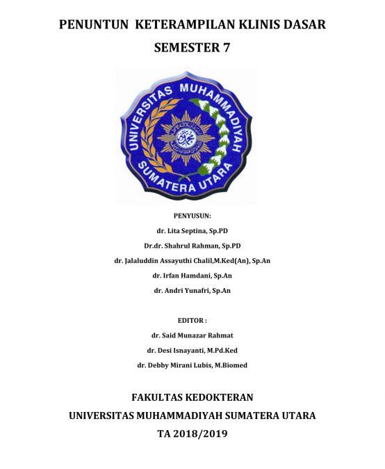 Penuntun KKD Semester 7 2018-2019