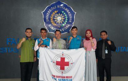 Anggota TBM FK UMSU Mengikuti Jambore Nasional BASARNAS di Cibubur