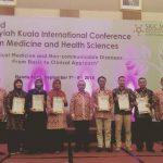 Dosen FK UMSU Raih Penghargaan Terbaik ke-2 di International Conference on Medicine and Health Sciences