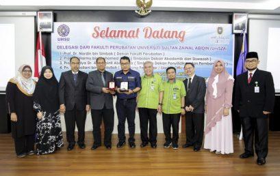 UniSZA Malaysia Jajaki Kerjasama dengan FK UMSU