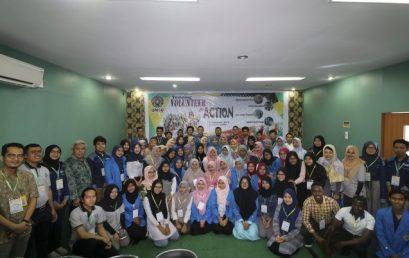 """LKUI UMSU Gelar """"Training Volunteer in Action"""""""