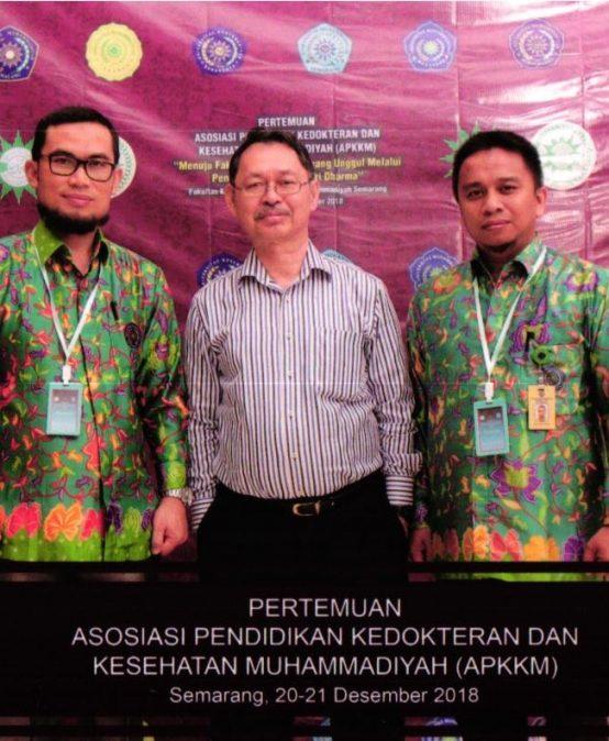 Pertemuan Asosiasi Pendidikan Kedokteran dan Kesehatan Muhammadiyah (APKKM)