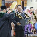 Yudisium 118 Dokter Mahasiswa FK UMSU Terbanyak Lolos Uji Kompetensi