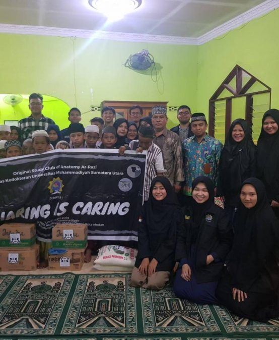 Ramadhan with OSCAR – Sharing is Caring