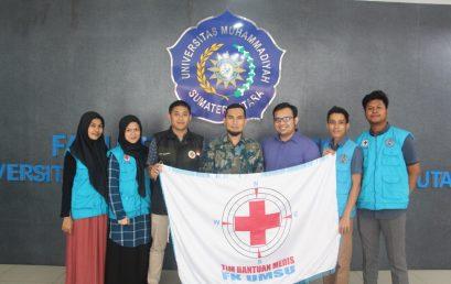 TBM FK UMSU Mengikuti Kegiatan Rakernas PTBMMKI V 2019 di Lombok, Nusa Tenggara Barat.