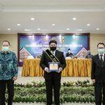 Gubernur Sumut Menyaksikan Via Streaming Yudisium Putrinya di FK UMSU
